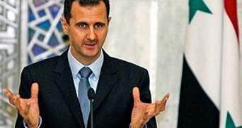 """Башар Асад: Ми готові підтримати """"чесні зусилля"""""""