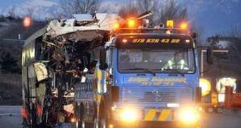 Автобус з дітьми, що розбився у Швейцарії, був технічно справним