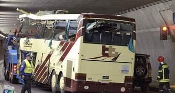 Аварія автобуса в Швейцарії стала трагедією для двох країн