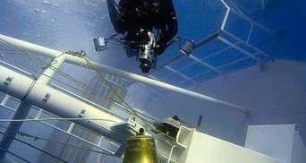 Із Costa Concordia вкрали бортовий дзвін