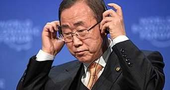 ООН: 8000 человек стали жертвами боевых действий в Сирии