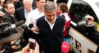 Джорджа Клуні арештували під час акції протесту