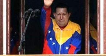 Чавес после курса лечения вернулся в Венесуэлу
