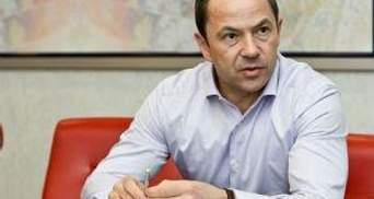 Тігіпко не проти очолити Партію регіонів