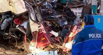 Аварію автобуса у Швейцарії міг спровокувати один із вчителів