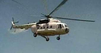 У Конго обстріляли вертоліт з українськими миротворцями