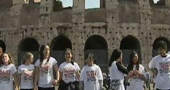 В Італії відбулись акції протесту проти расизму