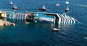 На Costa Concordia знайшли тіла ще трьох жертв