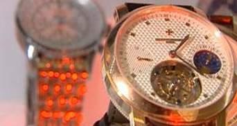 Швейцарія у лютому наростила експорт годинників на 21,5%