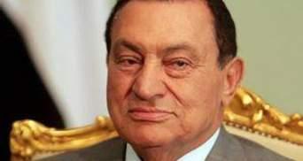 В Египте сторонники Мубарака собирают подписи на выдвижение его в президенты
