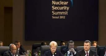 Янукович на ядерному саміті у Сеулі