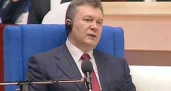 Янукович закликав світову спільноту до єднання навколо проблеми ядерної загрози