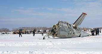 Авіакатстрофа біля Тюмені забрала 31 життя