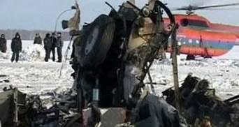 Під час пошукових робіт знайдено бортові самописці ATR-72