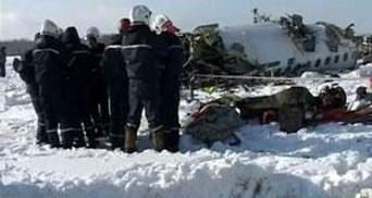 У Тюменській області оголосили триденну жалобу за жертвами авіакатастрофи