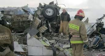 Літак біля Тюмені міг розбитися через обледеніння