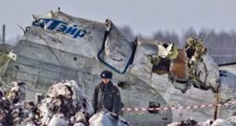 Сім'ям жертв авіакатастрофи біля Тюмені виплатять по 1 мільйону рублів