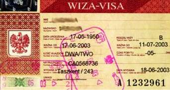 МЗС: Україна та Польща хочуть скасувати оплату за національні візи