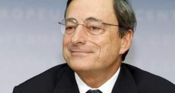 Драгі попередив ЄС про інфляцію і збереження капіталу
