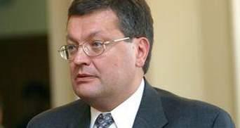 У Нідерландах Грищенко просив відмінити візи для українців