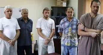 В Ливии начался суд над задержанными накануне украинцами