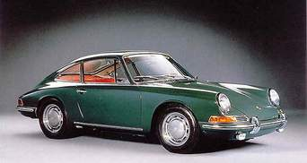 Эволюция легендарного Porsche 911