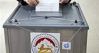 В Южной Осетии проголосовали 30% избирателей