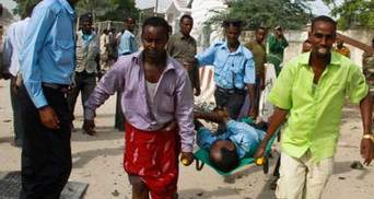 Минимум 11 человек погибли в результате взрыва в Сомали