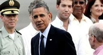 Охоронців Обами вислали з Колумбії за зв'язки з повіями