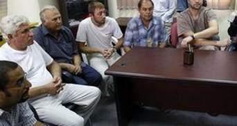 Украинцев в Ливии будут судить 1 мая