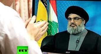 """Ассандж поспілкувався з лідером """"Хезболли"""" у прямому ефірі"""