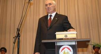 Президент самопроголошеної Південної Осетії офіційно вступив на посаду
