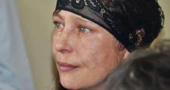 Мать Оксаны Макар передала оборудование для Саши Поповой