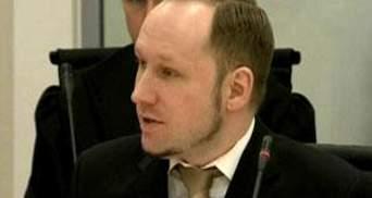 Сьогодні останній день свідчень у суді терориста Андерса Брейвіка