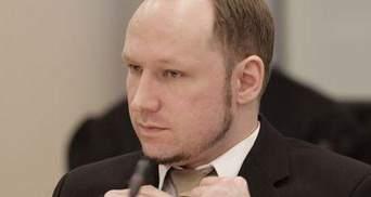 Брейвік у суді зустрівся зі своєю жертвою
