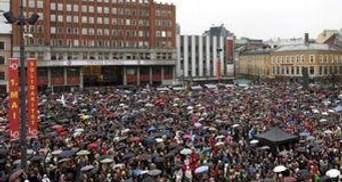 В Осло десятки тисяч людей хором заспівали пісню, яку ненавидить Брейвік