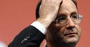 Новий президент Франції готується до турне Європою