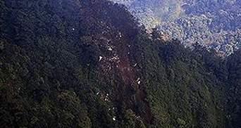 Катастрофа SSJ-100: Нашли тела погибших