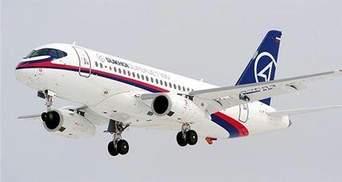 Індонезія призупинила закупівлю російських літаків через аварію SSJ-100