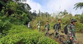 На місці катастрофи SSJ-100 знайшли тіла від 10 до 14 загиблих