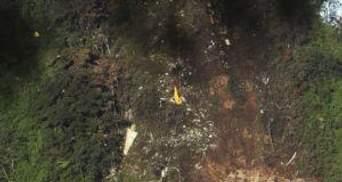 На місці катастрофи SSJ-100 знайшли тіло представника російського екіпажу
