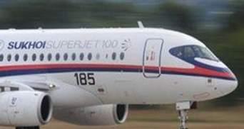 Назвали причину катастрофи російського лайнера Sukhoi SuperJet-100