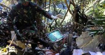 Висновки авіакатастрофи в Індонезії можуть готувати протягом року