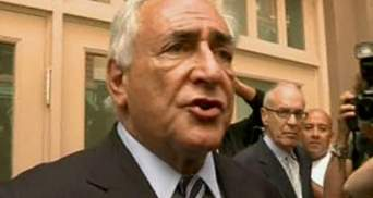 Стросс-Кан подав позов проти покоївки готелю Sofitel