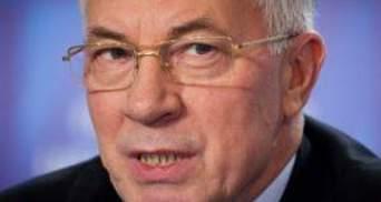 """Азаров: Украина подписала """"Харьковские соглашения"""", чтобы остановить цены на газ, но не удалось"""