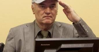 Процес над Ратко Младічем призупинили