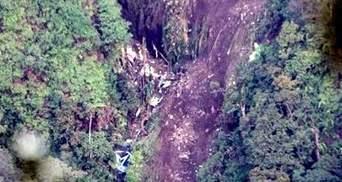 Авіакатастрофа в Індонезії: Пілот намагався облетіти хмари знизу