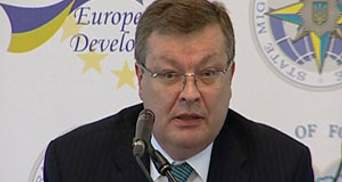 Грищенко: Україна поки не претендує на членство у ЄС