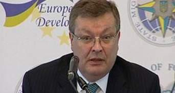 Грищенко: Украина пока не претендует на членство в ЕС