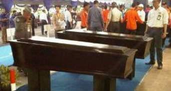 Тіла загиблих в катастрофі SSJ-100 доставили в Джакарту